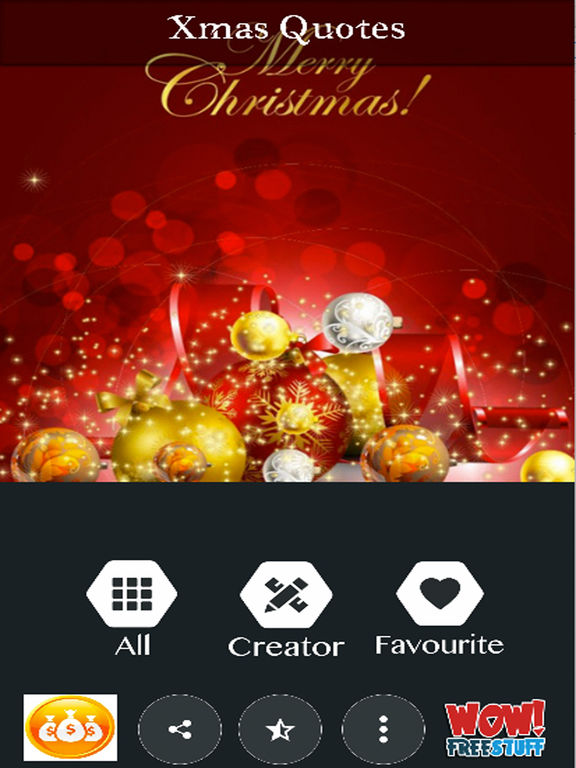 Christmas Photo Quotes Builder screenshot 6