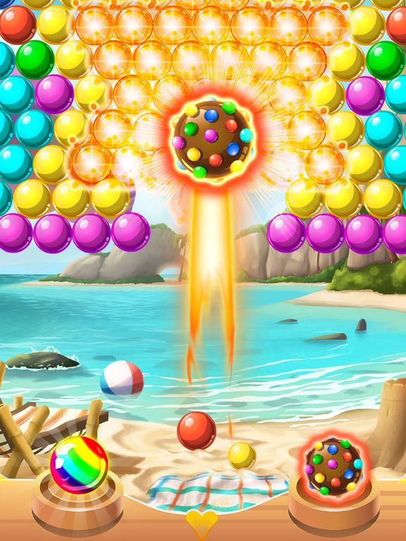 Bubble Shooter Sun screenshot 6
