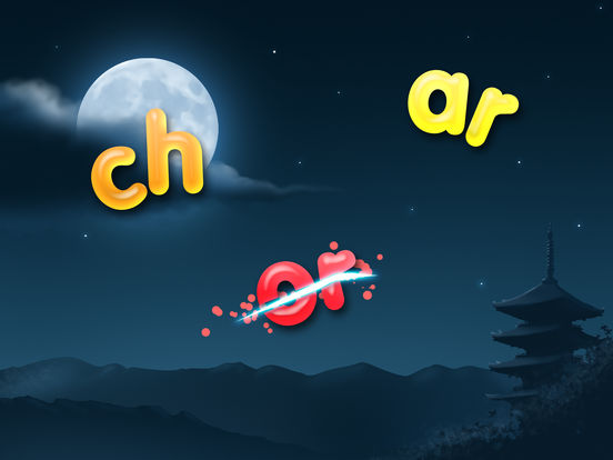Phonics Ninja screenshot 7