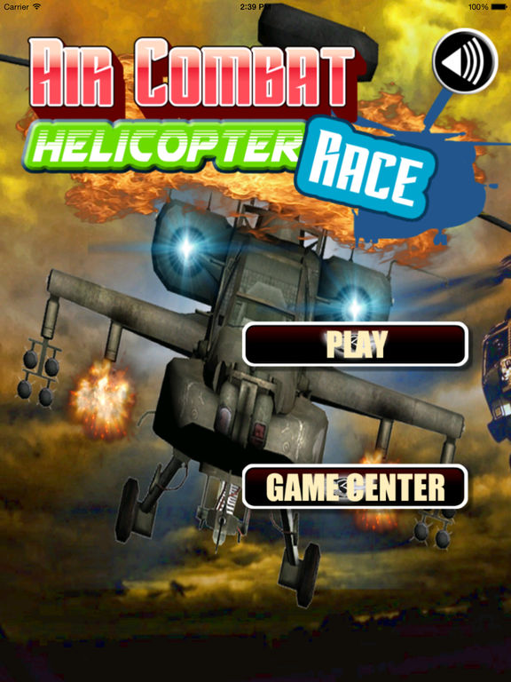 Air Combat Helicopter Race - An Explosive Flight screenshot 6