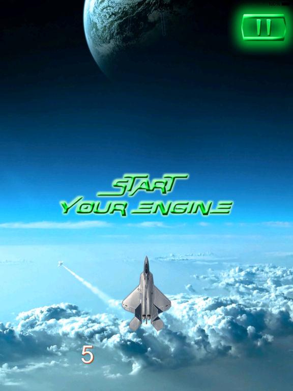 A Spaceships Chase - A Extreme Stellar Race screenshot 7