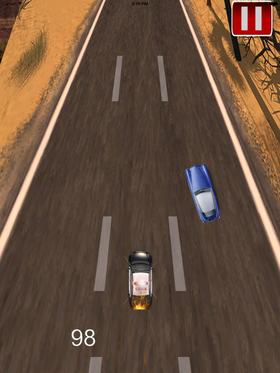 Amazing Police Car Driver Simulator – Highway screenshot 7