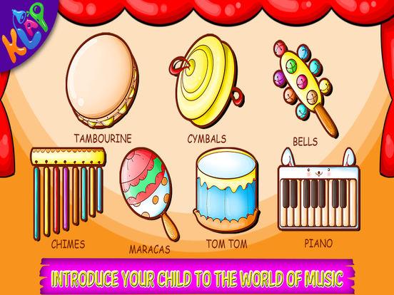 Kids Magical Instruments HD Lite screenshot 9