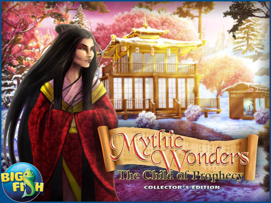 Mythic Wonders: Child of Prophecy HD - Hidden screenshot 5