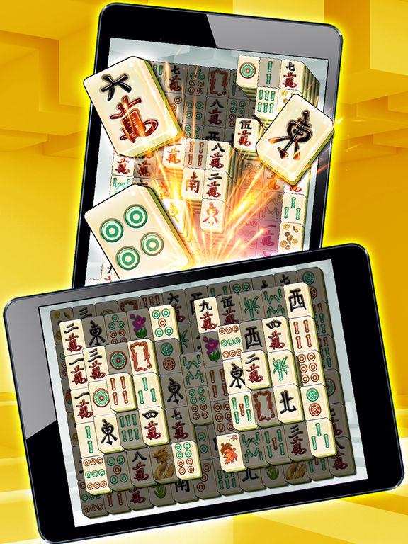Mahjong Puzzle 3D - Classic Majong Solitaire Blast screenshot 8