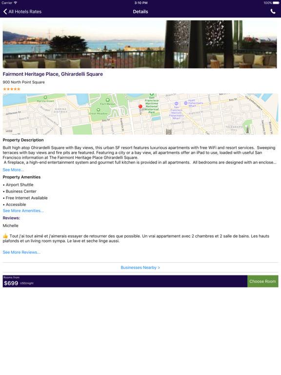 i4sanfrancisco - San Francisco Hotels & Businesses screenshot 8