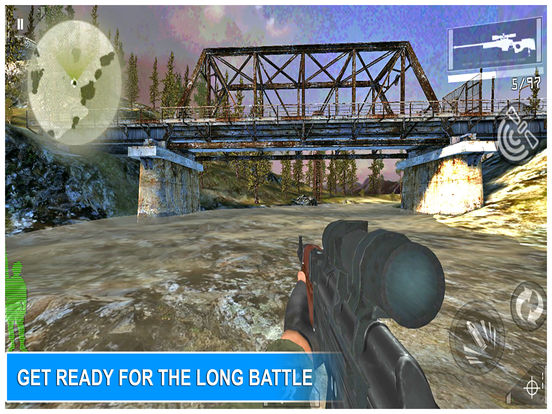 Contract Commando Shooter : Sniper Kill-er Action screenshot 6