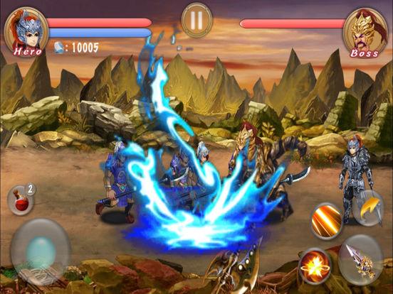 Action RPG-Blade Of Dragon Hunter screenshot 6