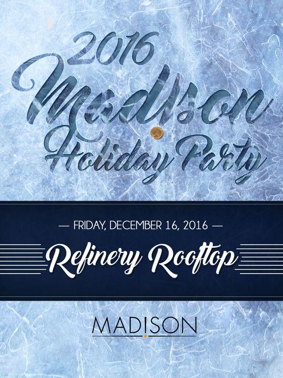 2016 Madison Holiday Party screenshot 4