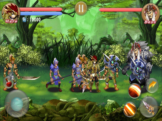 ARPG::Dragon Hunter Pro screenshot 7