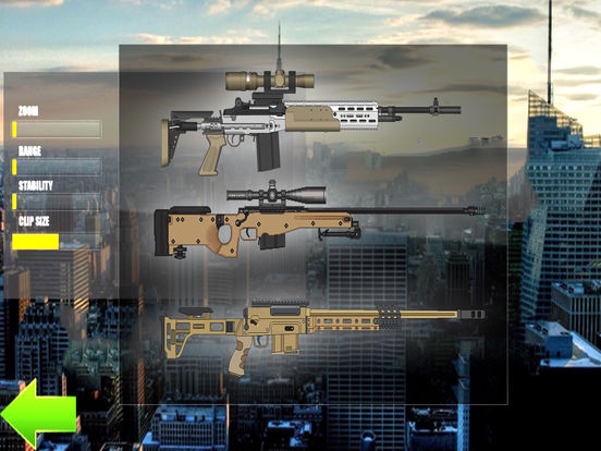 Modern Charlie Sniper  : 3D Fury Kill-er Shot-ing screenshot 5