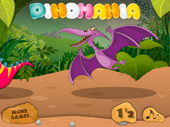 Dinomania - Connect Dots for toddlers screenshot 7