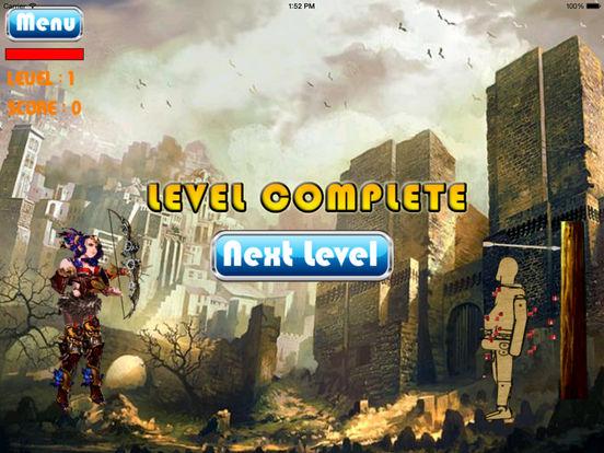 A Mega Arrow Of Live Girl HD - Super Fun Game Bow And Arrow screenshot 10