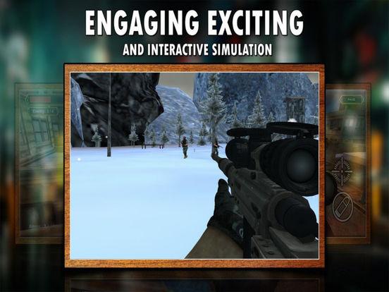 Sniper Target Mision 3D screenshot 6
