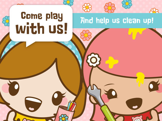 Messy Baby Cleanup - Baby Care & Cleaning screenshot 10