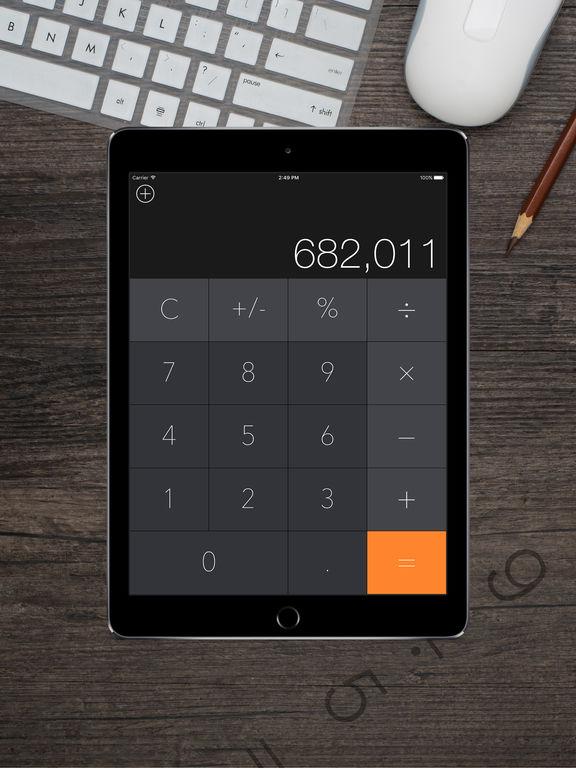 Calculator Air - Math Calc screenshot 7