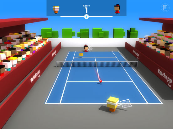 Ketchapp Tennis screenshot 7