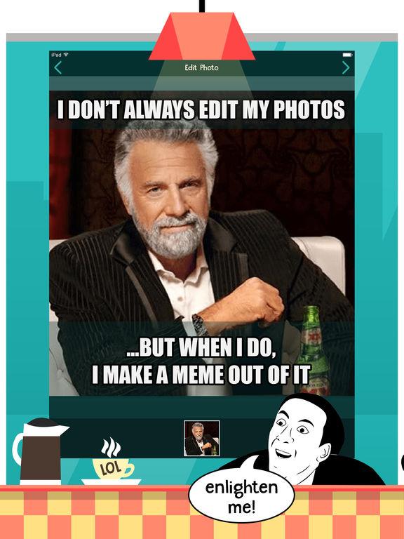 Funny Feed: Meme Generator App screenshot 7
