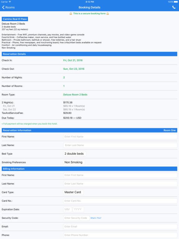 i4elpaso - El Paso Hotels & Yellow Pages Directory screenshot 10