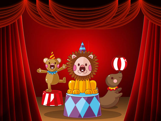 Circus puzzle for preschoolers (Premium) screenshot 10