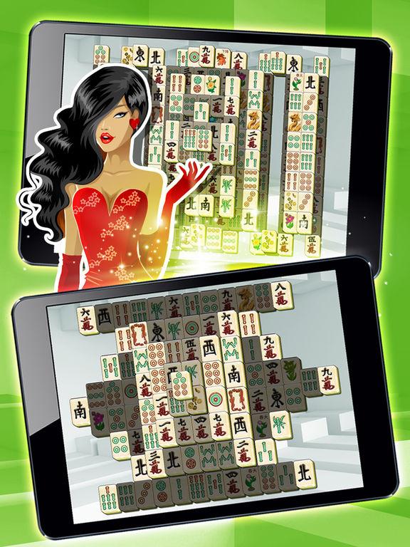 Mahjong 3D - Classic Mahjongg Dimensions Pro screenshot 10