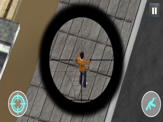 City Assassin sniper shooter : 3d killer screenshot 5