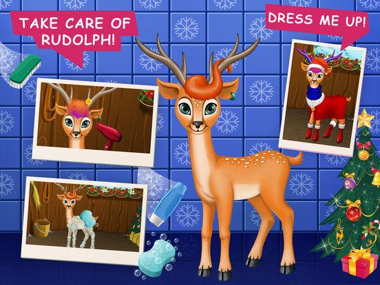 Sweet Little Dwarfs 4 - Christmas, Santa & Make Up screenshot 7