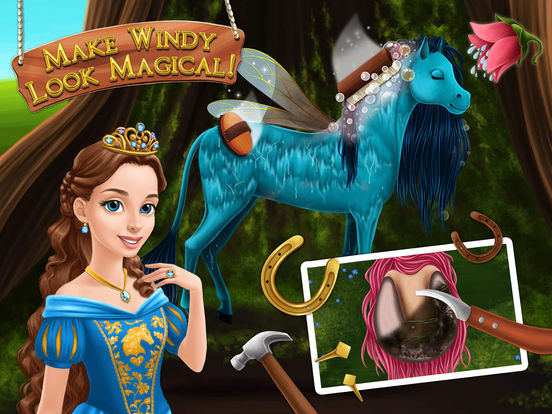 Princess Gloria Horse Club screenshot 7