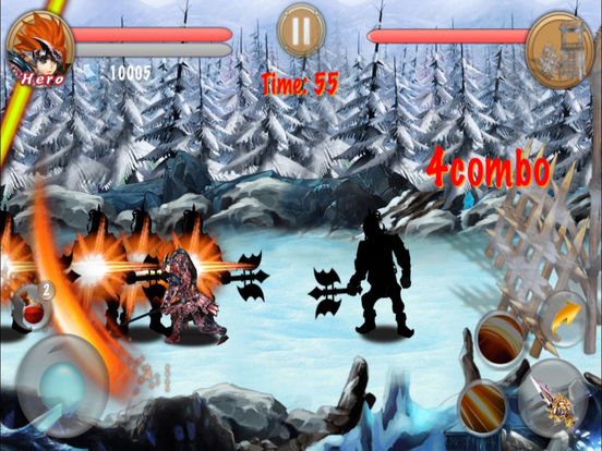 APRG--Hunter Of Shadow Pro screenshot 7