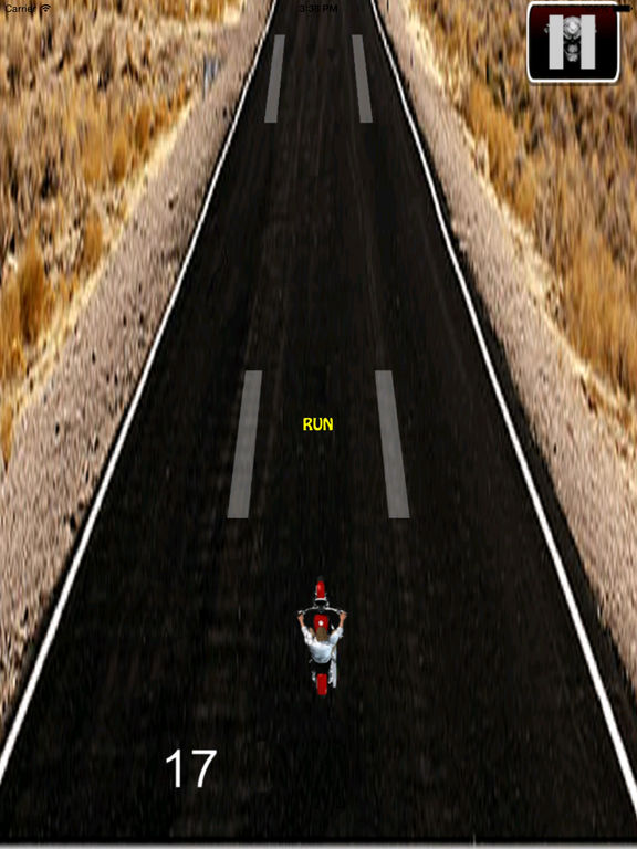Recharged Motorcycle Fury - Incredible Racing Track screenshot 8