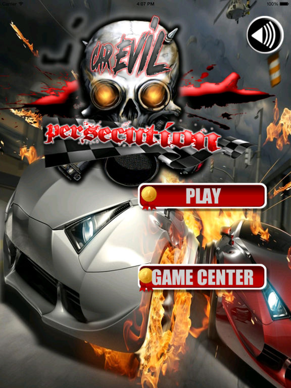 Car Evil Persecution - Addictive Driving Zone Game screenshot 6