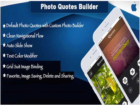 Photo Quote Builder - Create and Share Photo Quote screenshot 6