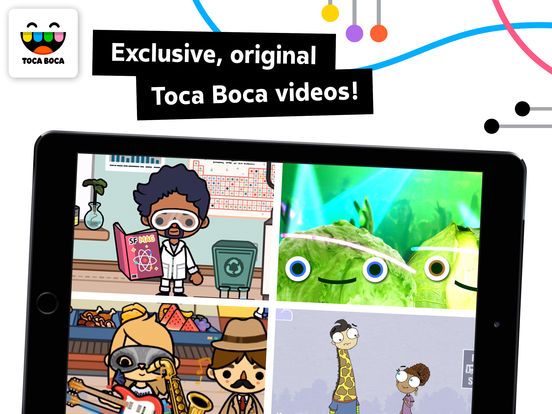 Toca TV screenshot 8