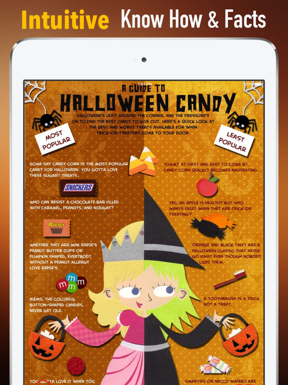 Candy and Sweets for Children screenshot 6