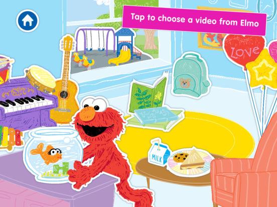 A Busy Day for Elmo: Sesame Street Video Calls screenshot 7
