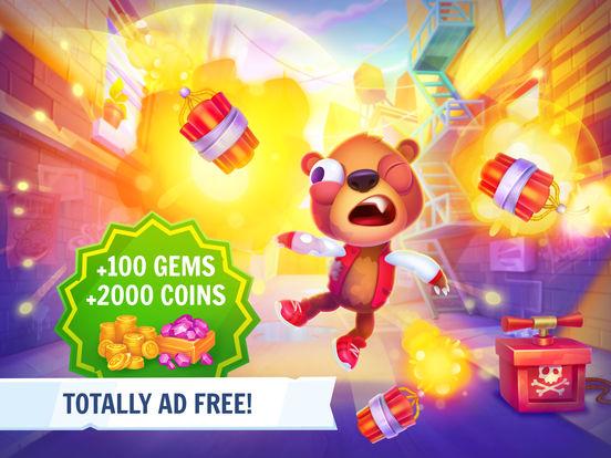 Despicable Bear (Ad Free) screenshot 7
