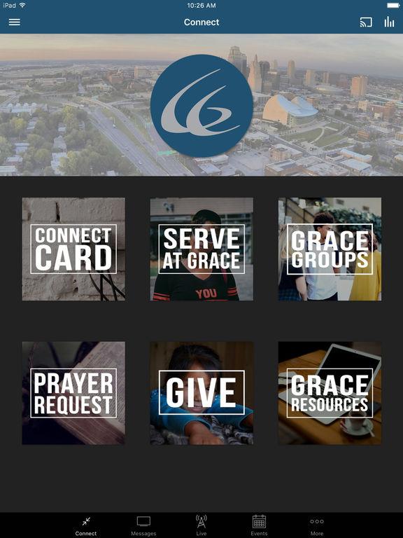 Visit Grace Church screenshot 4