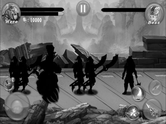ARPG-Shadow Sword Pro screenshot 10