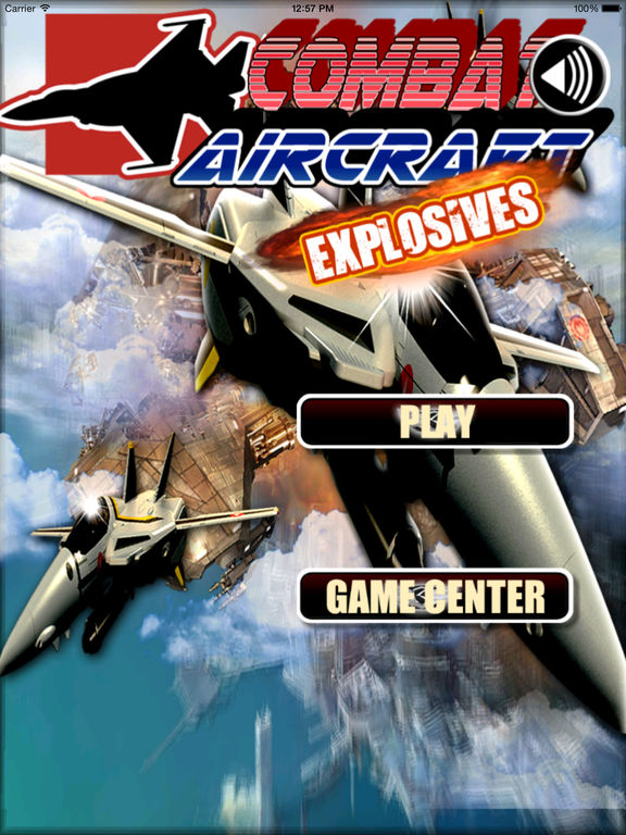 Combat Aircraft Explosives Pro - A Game Of Great Heights screenshot 6