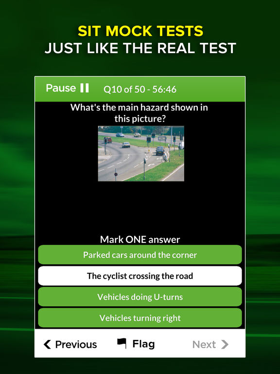 Driving Theory Test Free - Driving Test Success screenshot #3