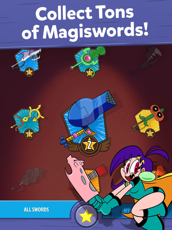 MagiMobile – Mighty Magiswords Collection App screenshot 7