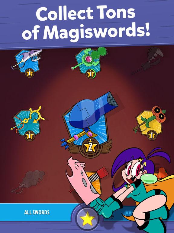 MagiMobile – Mighty Magiswords Collection App screenshot 7