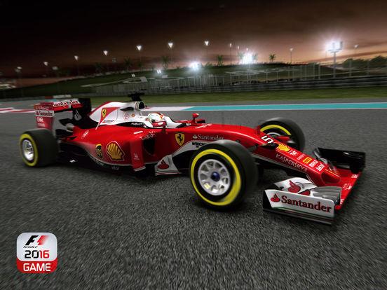 F1 2016 screenshot 6
