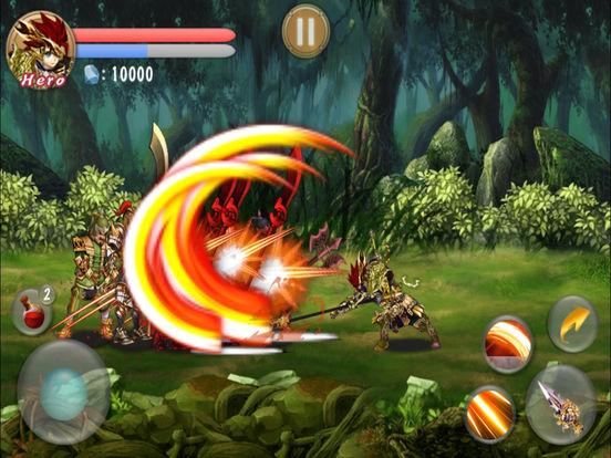 RPG-Shadow Sword screenshot 9