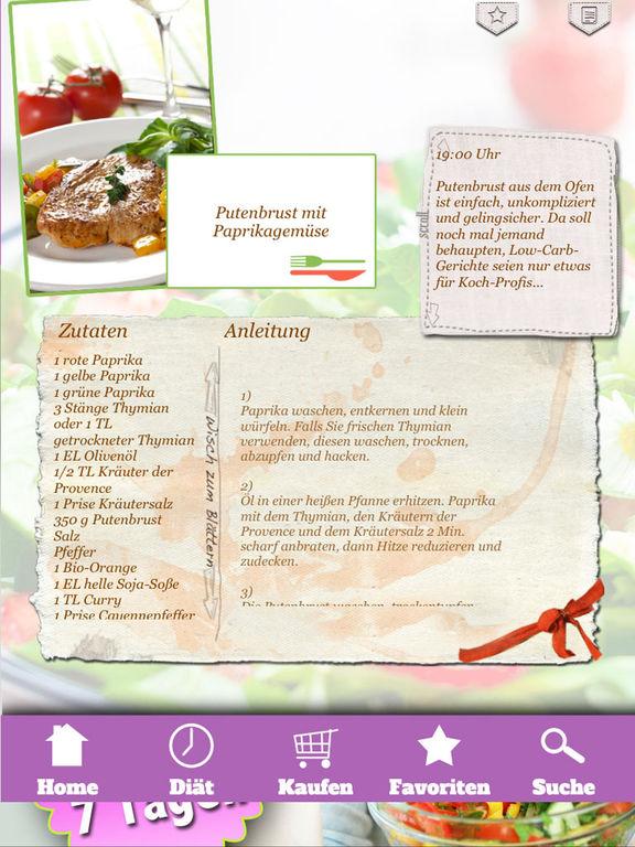 Low-Carb-Diät für Frauen: Abnehmen ohne Kohlenhydrate – die besten Schlank-Rezepte screenshot 9