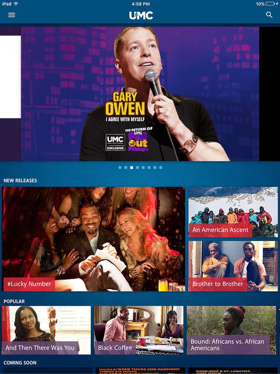 UMC: Best in Black Film & TV screenshot 6