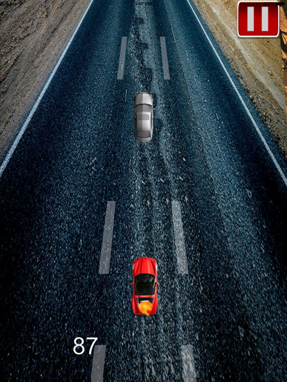 Car Driving Angry And Fast - Car Racing Game screenshot 9