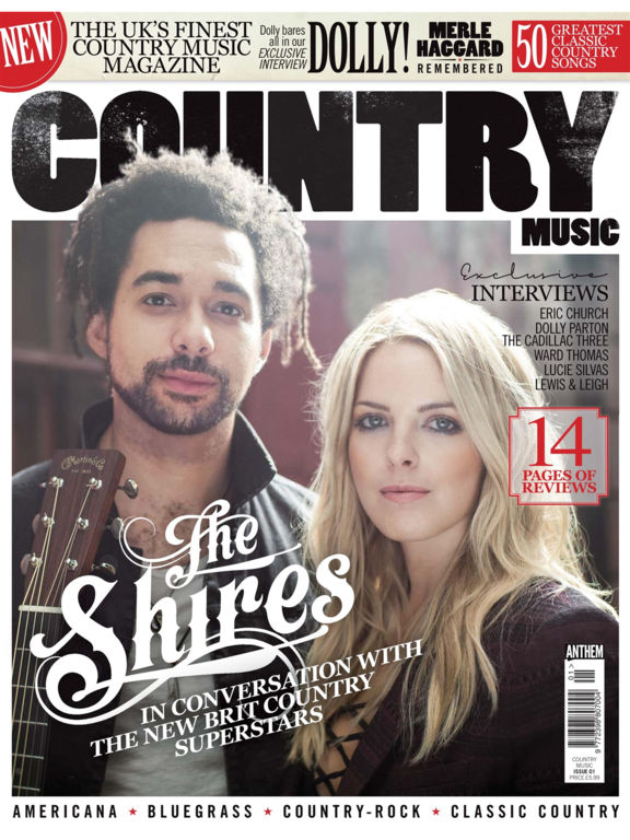 Country Music Magazine screenshot 6