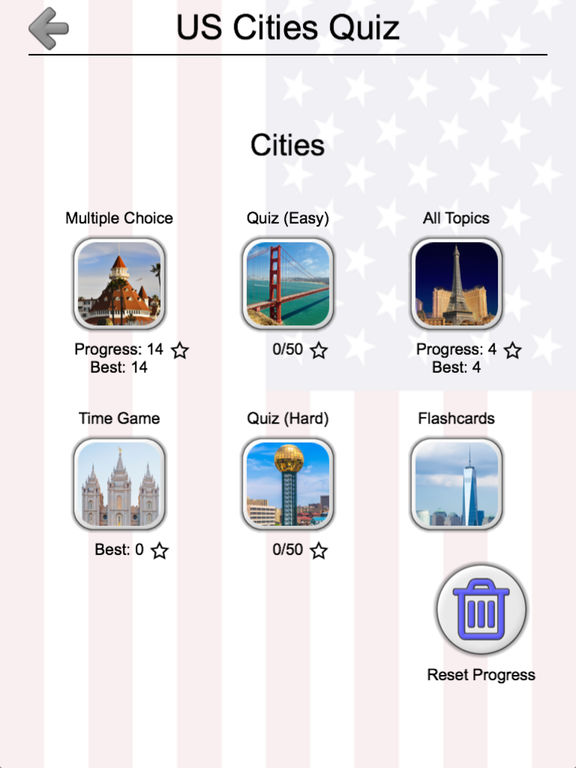 US Cities and State Capitol Buildings Quiz screenshot 8
