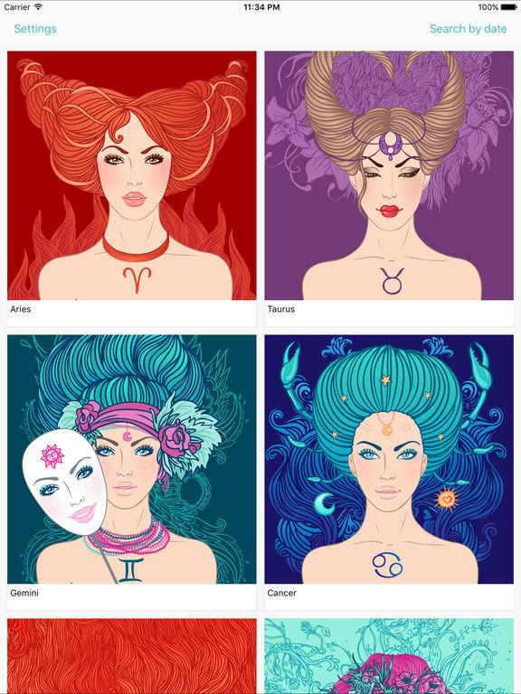 Zodiac signs - Astrology screenshot 6